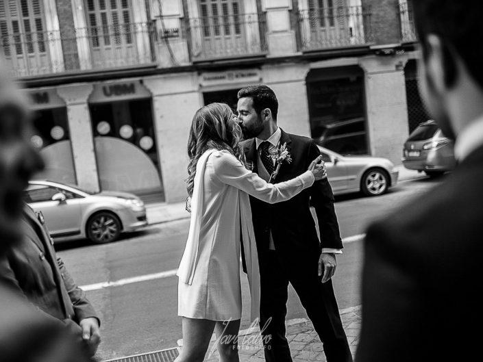 Sonsoles y Carlos. Una boda diferente en Madrid