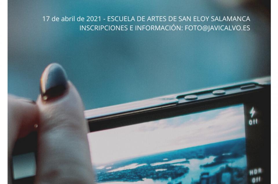 Curso de fotografia con móvil