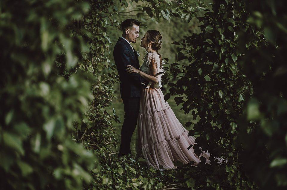 Fotografo de boda Salamanca bodaen jardin del paramo